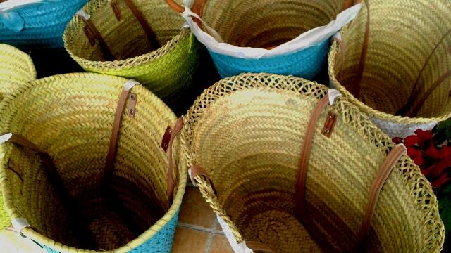 taller de cestería